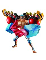Megahouse One Piece: Portrait of Pirates: Sa-Maximum Armored Franky Excellent Model Limited PVC Figure