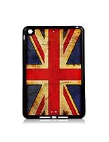 Union Jack Flag Grunge Cover Case for Ipad Mini by Atomic Market