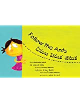 Follow the Ants/Cheemala Venuka Venuka (Bilingual: English/Telugu)