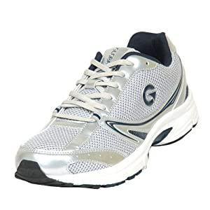 Globalite Sprint Shoes - Grey Blue