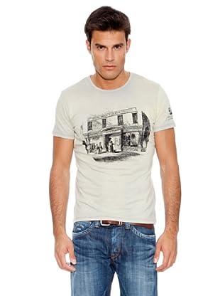 Pepe Jeans London Camiseta Turok (Gris)