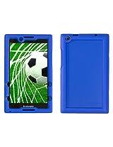 Bobj for Lenovo Tab 2 A8-50, A8-50F - BobjGear Protective Tablet Cover (Batfish Blue)