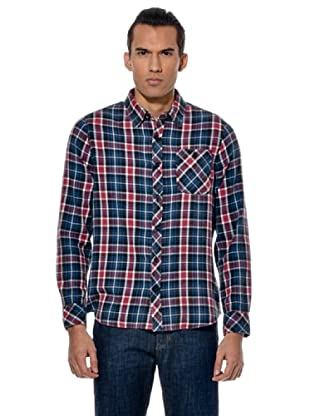 Element Camisa Baldwin (Azul)