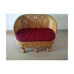 Mebelkart Bengal Basket - S002 Cane Sofa