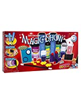 Magic Show With Magic Wand, Props, The Secrets Of 100 Magic Trick