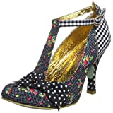 Irregular Choice Bloxy T Straps Heels