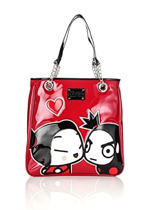 Hoy Collection Borsa Camilla Love Story Pucca (Rosso)
