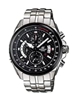 Casio Edifice EFR-501SP-1AV Chronograph Black Dial Men's Watch