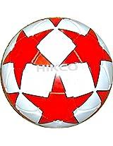 Hikco PVC Star Football Red