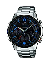 Casio Edifice Analog-Digital Black Dial Men's Watch - ERA-300DB-1A2VDR (EX178)