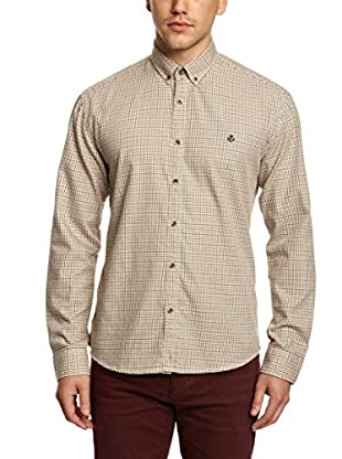 Selected Camisa Hombre Clay