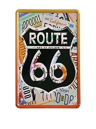 Lo+Demoda Panel Decorativo Vintage Route 66 States