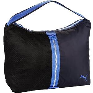 Puma Peacoat Shoulder Bag - Black & Blue