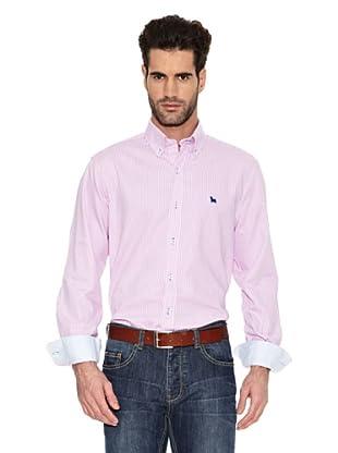 Toro Camisa Cuadros Small (Rosa)