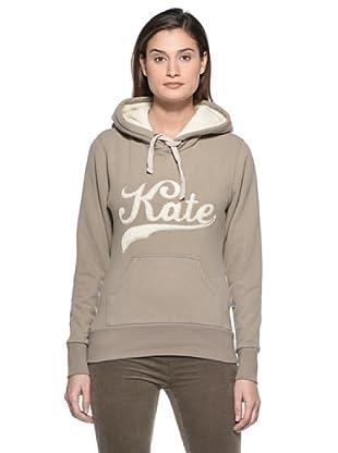 Kate Cut Felpa (Mastice)
