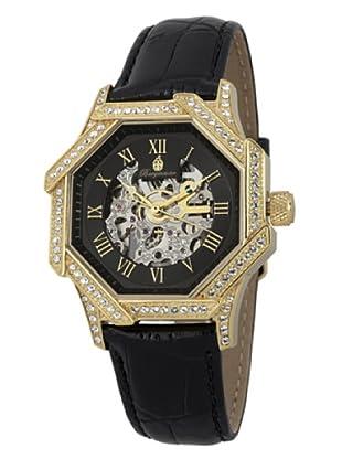 Burgmeister Damen-Armbanduhr Sydney Analog Automatik Leder BM169-222