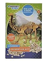 Discovery Kids Dinosaur Excavation Kit Diplodocus