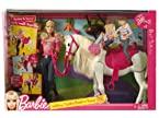 Barbie Doll Walking Together Barbie & Tawny