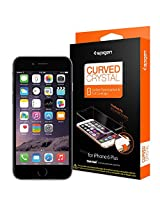 Spigen Steinheil Curved Crystal Screen Guard for iPhone 6 Plus - *PLASTIC PET FILM* - SGP11300