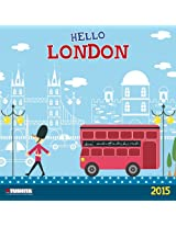 Hello London 2015 (Media Illustration)