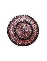 Alkafashionjewels Metal Ring For Women (Black)