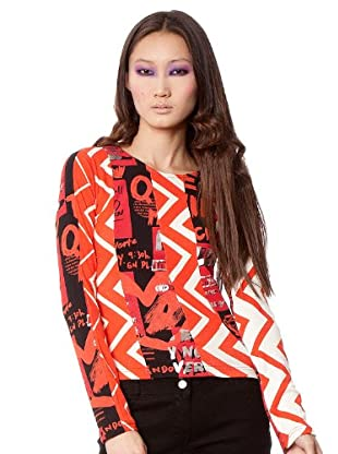 Custo Camiseta Fursh (Multicolor)
