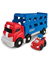 Fisher-Price Little People Wheelies Sports Car Carrier