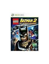 Warner Bros. 1000286892 Lego Batman 2: DC Super Heroes for XBOX 360