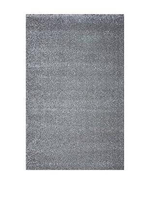 Chic Orange Teppich Platin / Uni
