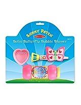 Melissa & Doug Sunny Patch Bella Butterfly Bubble Blower