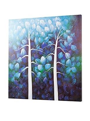 Especial Deco Vertical Gemälde Trees