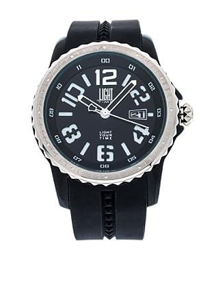 Light Time Reloj Speedway Negro