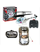 Helicopter Racing Combo Pack