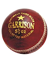 "Cricket Leather Ball ""CW Garrison"" (In Pack Of Six Balls)"