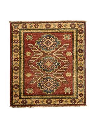RugSense Teppich Kazak mehrfarbig 82 x 73 cm