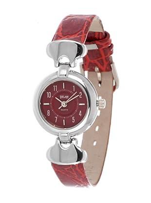 Delan Reloj Reloj Delan Gl+555-3 Rojo