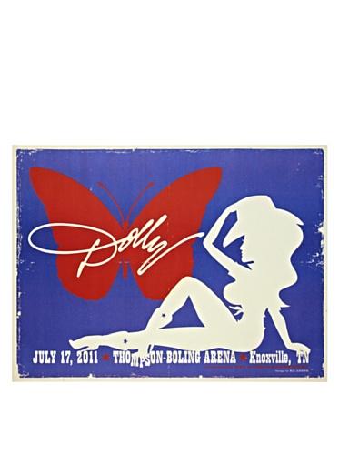 La La Land Posters Dolly Parton in Knoxville