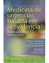Medicina de Urgencias Basada en la Evidencia: Estudios Que Cambian la Practica Clinica