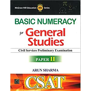 Basic Numeracy for CSAT General Studies Paper II