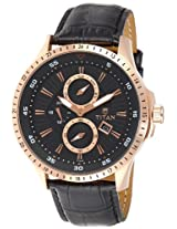 Titan Analog Black Dial Men's Watch - 9496WL01J
