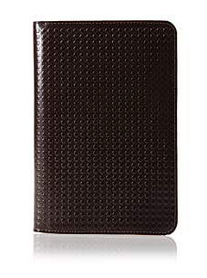 J.Fold Unisex Altrus Kindle Fire Cover (Brown with Ivory Trim)