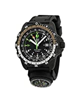 Luminox Recon Navigation Specialist Compass Black Silicone Men'S Watch 8832.Mi - Lmsu8832.Mi