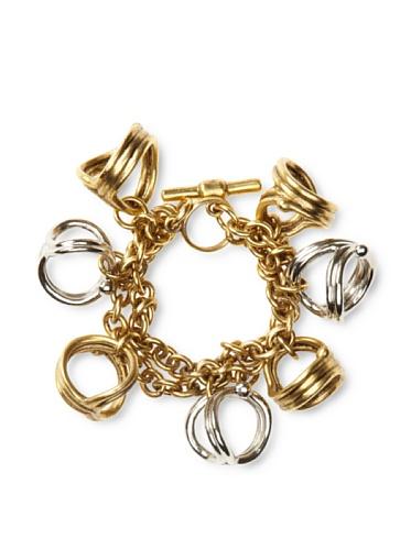 Paige Novick Gold & Silver Mariabelle Bracelet