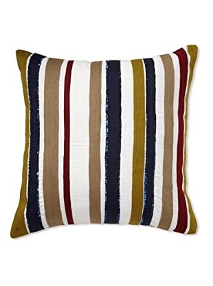 Jamie Young Striped Mackie Pillow (Multi)