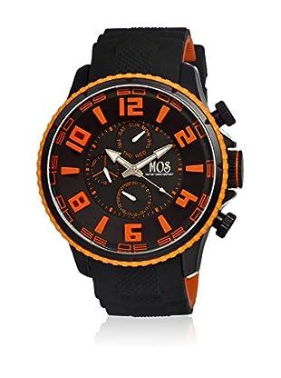 Mos Reloj con movimiento cuarzo japonés Mosbc102 Negro 48  mm