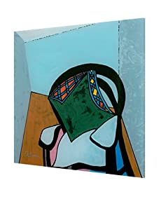 HangTime Sitting for Picasso III Wall Art, Limited Edition, Numbered and Signed