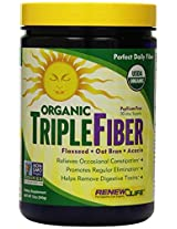 Organic Triple Fiber By Renew Life - 12 Oz. HOPE Formula