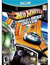 Hot Wheels World's Best Driver - Standard Edition (Nintendo Wii U) (NTSC)