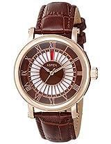 Aspen Analog Brown Dial Men's Watch - AM0079
