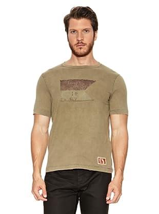 Dockers Camiseta K1 Vintage (Caqui)